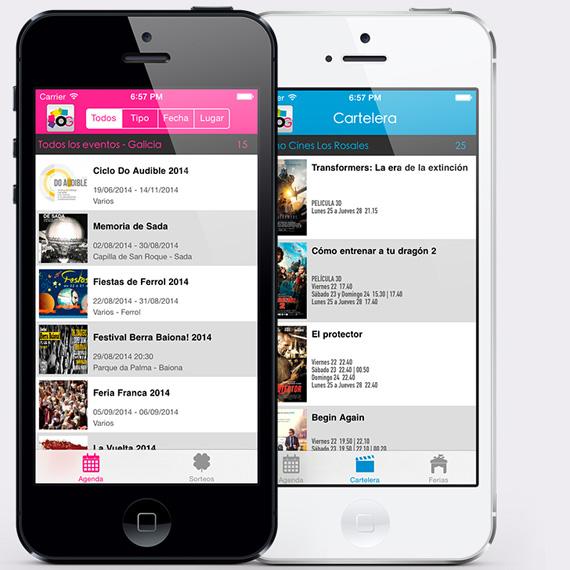 OCIO GALICIA (App)